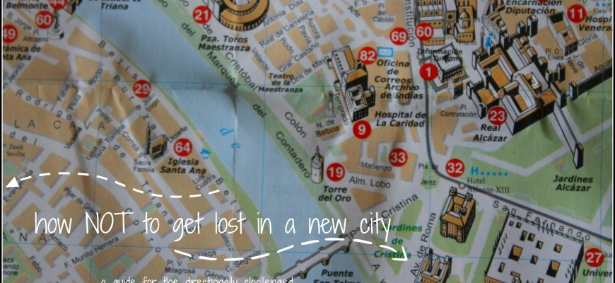 Tips for Navigating a New City