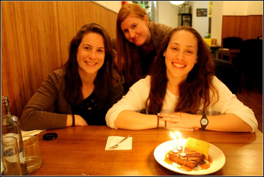 birthday celebration Fargo Seville