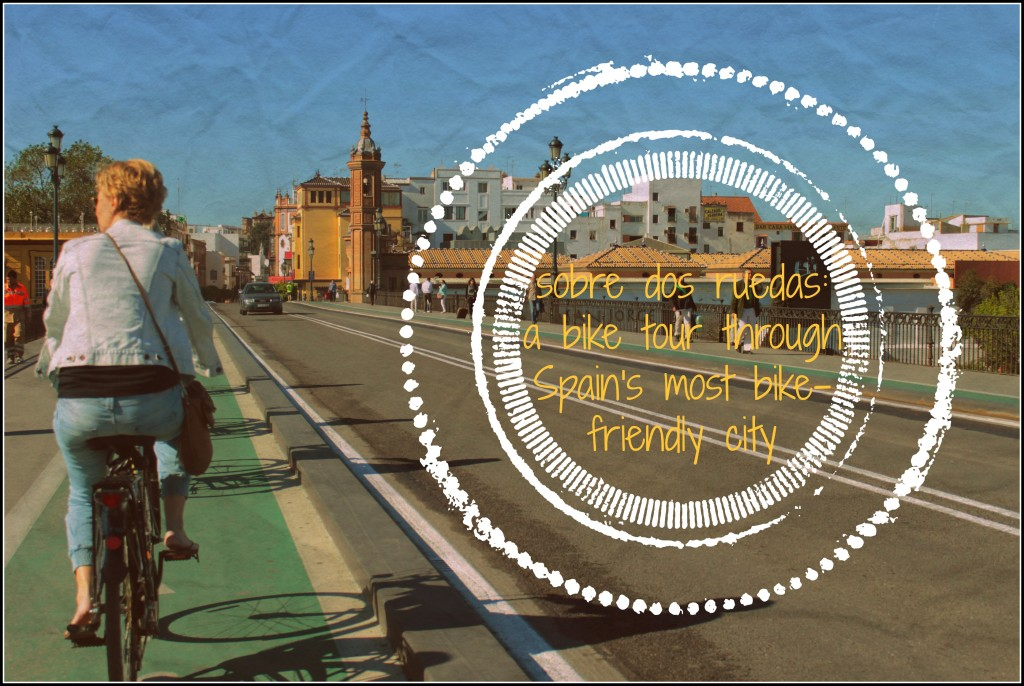 take a bike tour in Seville