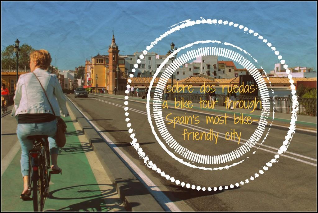 take a bike tour in Seville