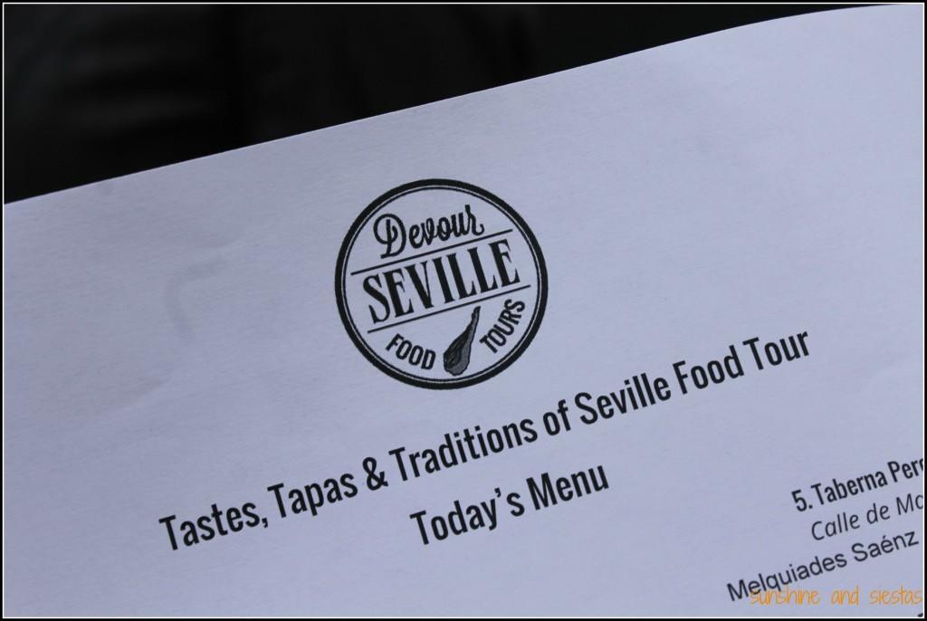 Devour Seville Tours