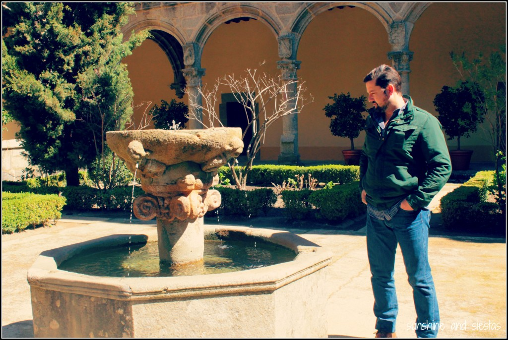 Yuste Extremadura