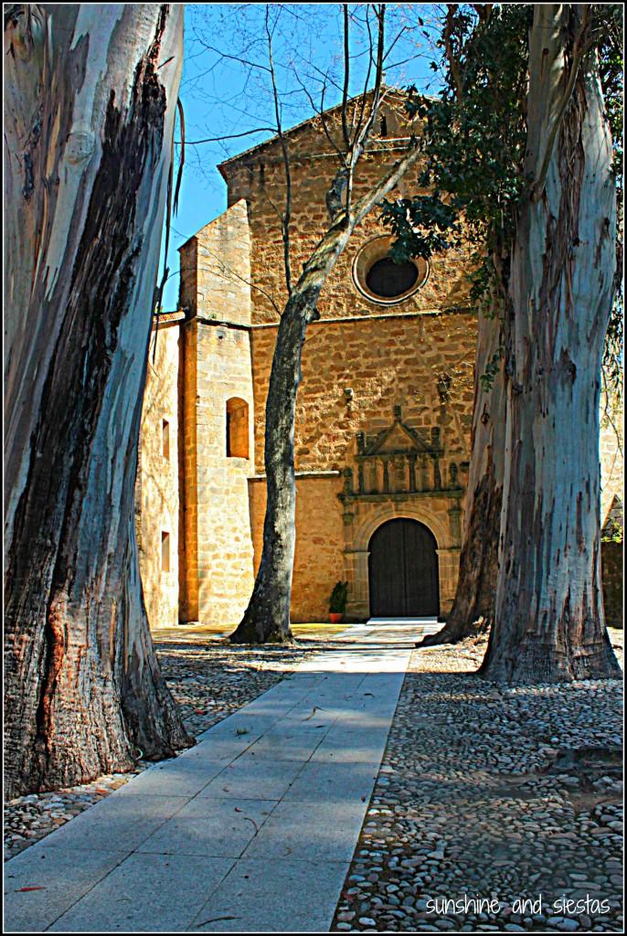 monastery at yuste