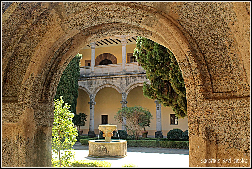 yuste monastery extremadura