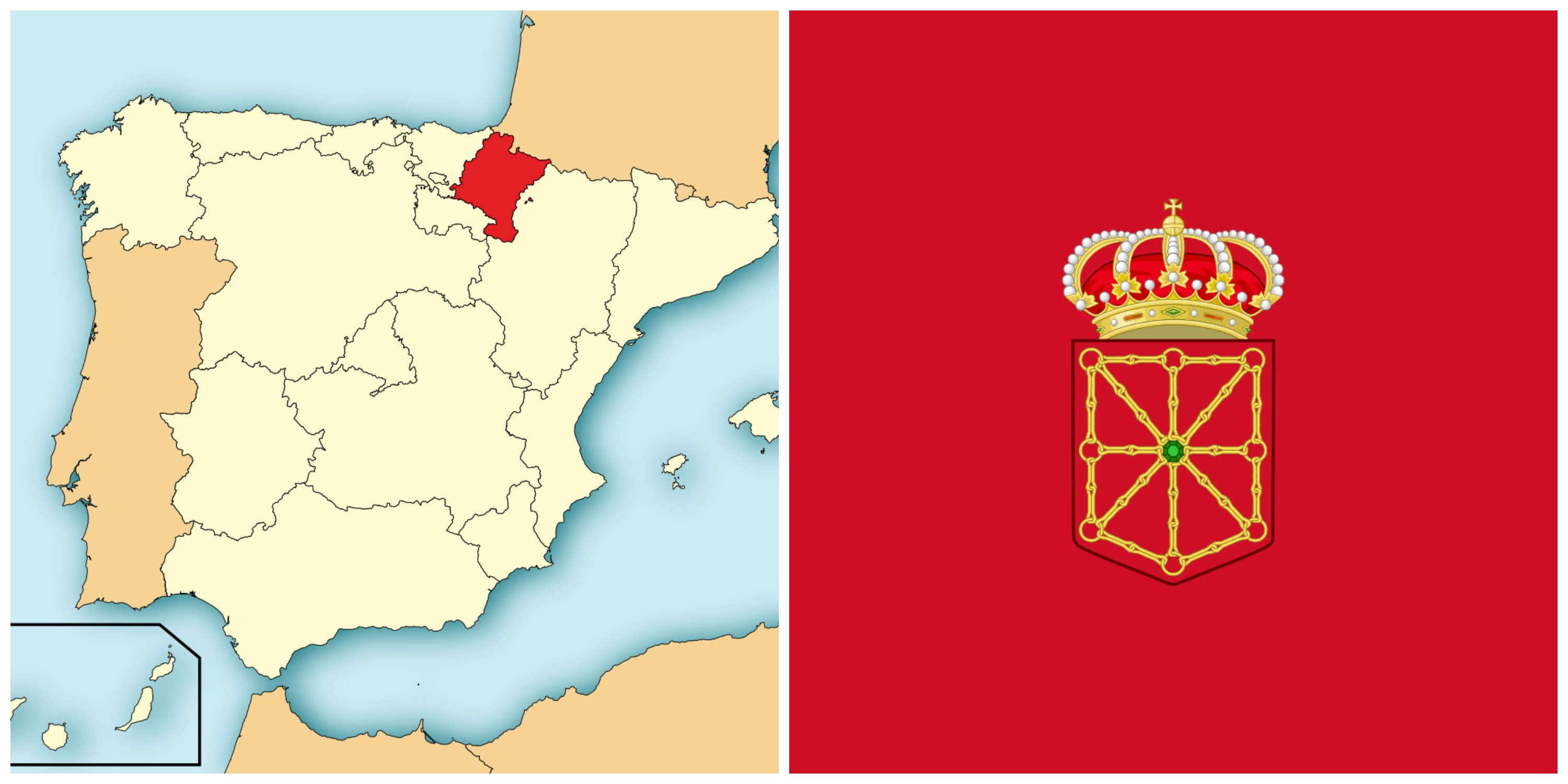 Map Of Spain Navarra.Navarra Sunshine And Siestas An American Expat In Seville Spain