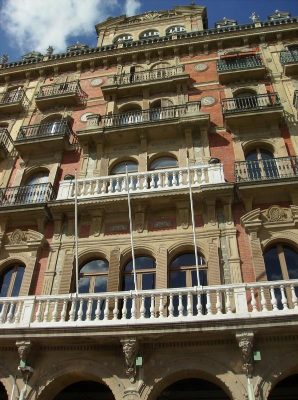 Pamplona scenes