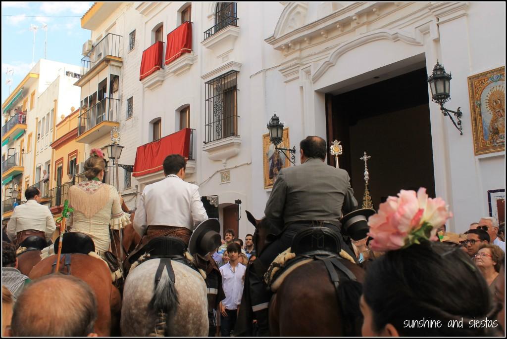 Romeros de Triana 2015