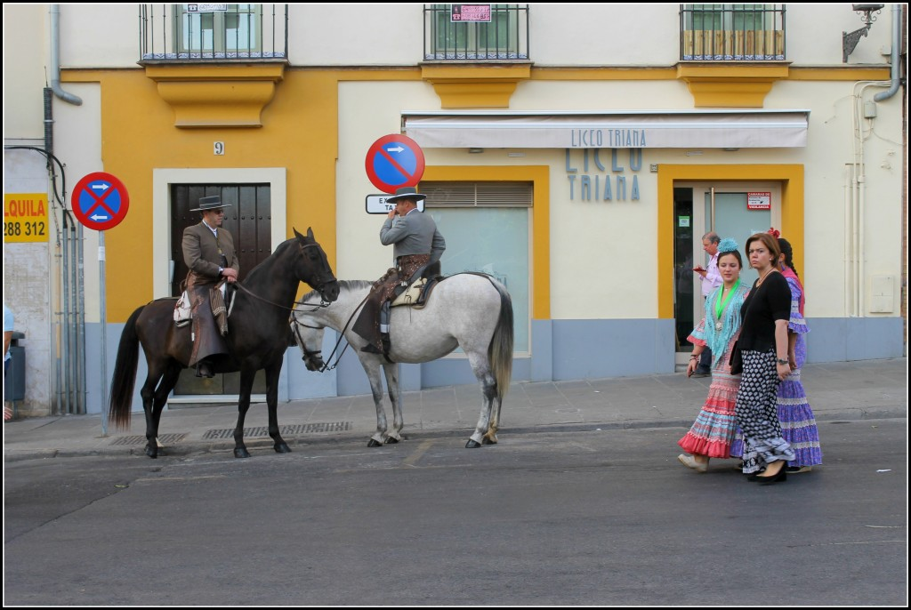 Romeros on Calle Pureza Triana