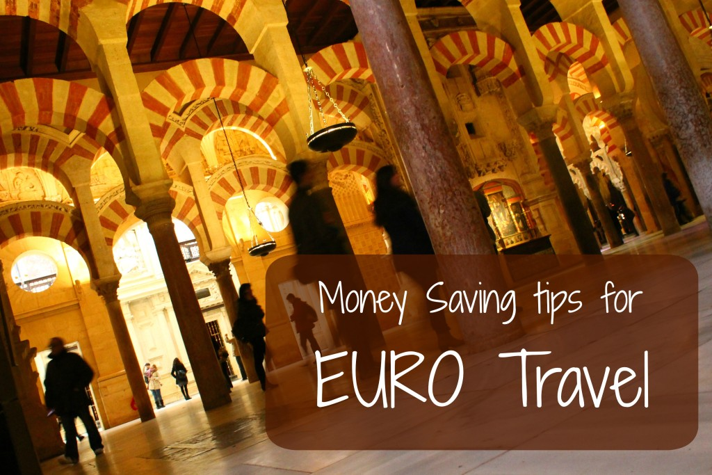 Saving Money in Europe