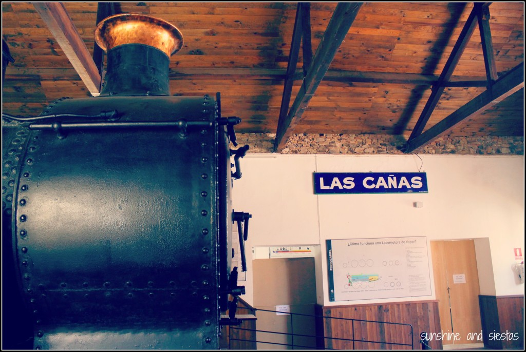 Steam Locomotives Huelva