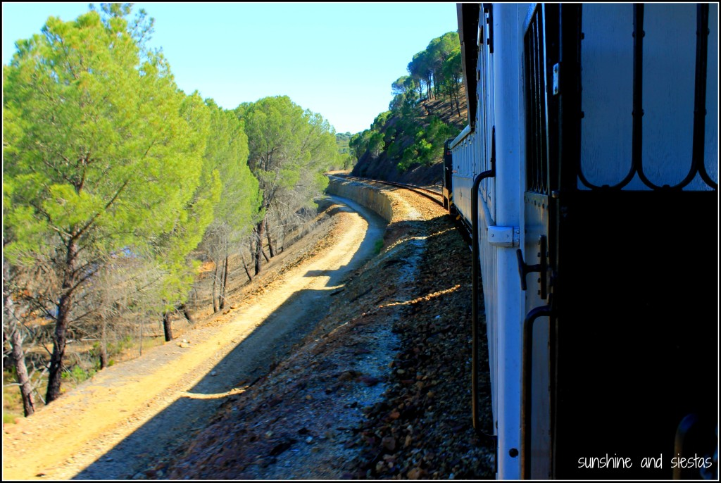 Touristic Train Minas de Riotinto