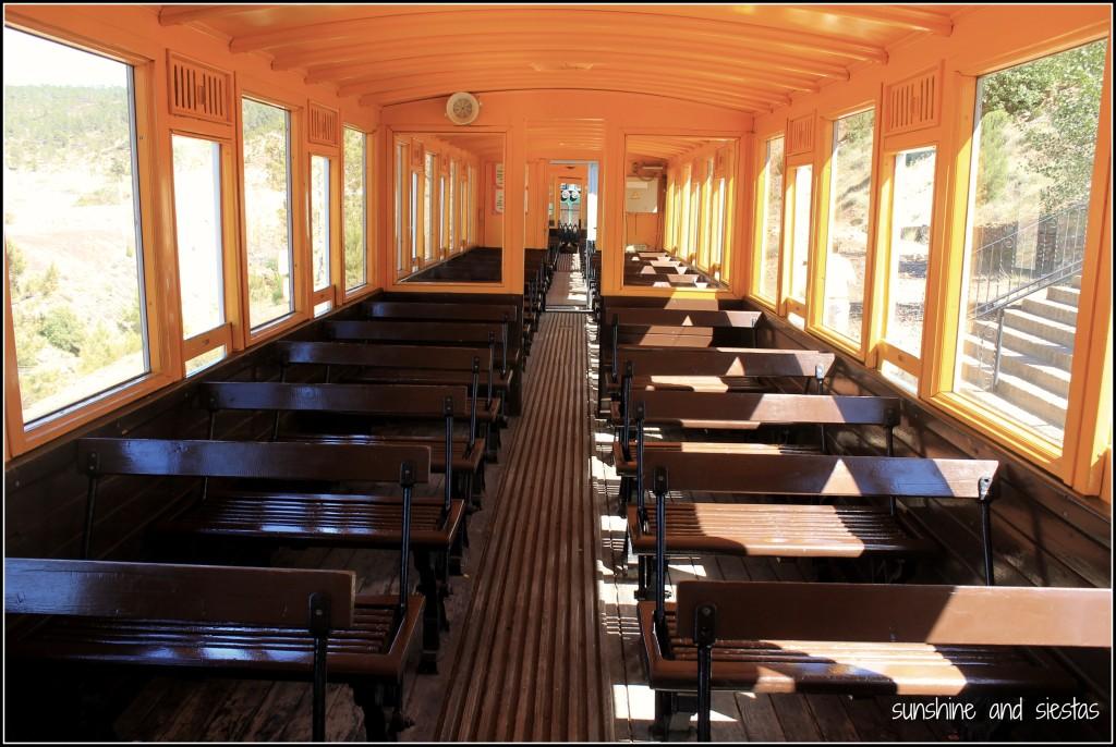 Touristic Train of Riotinto Huelva