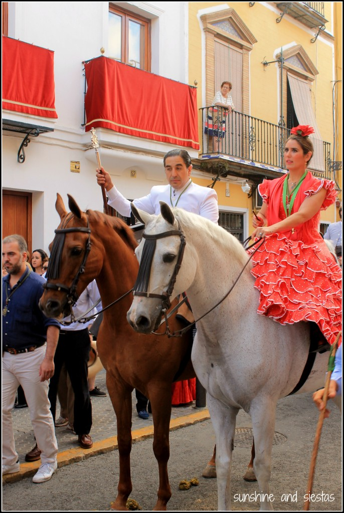 Triana to El Rocio on horseback