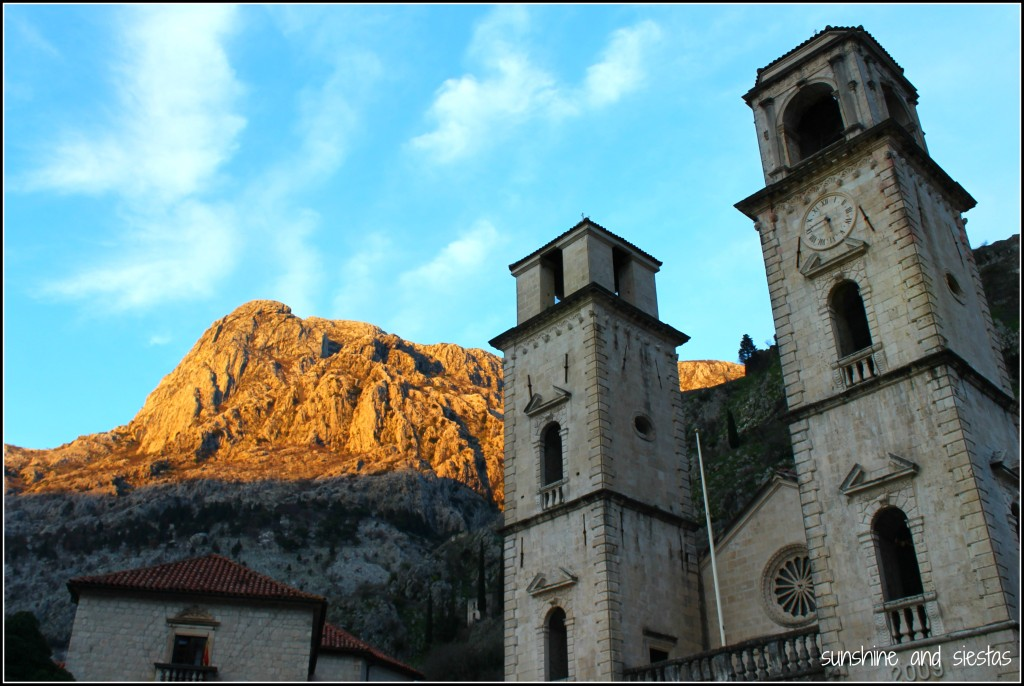 Historic Kotor, Croatia