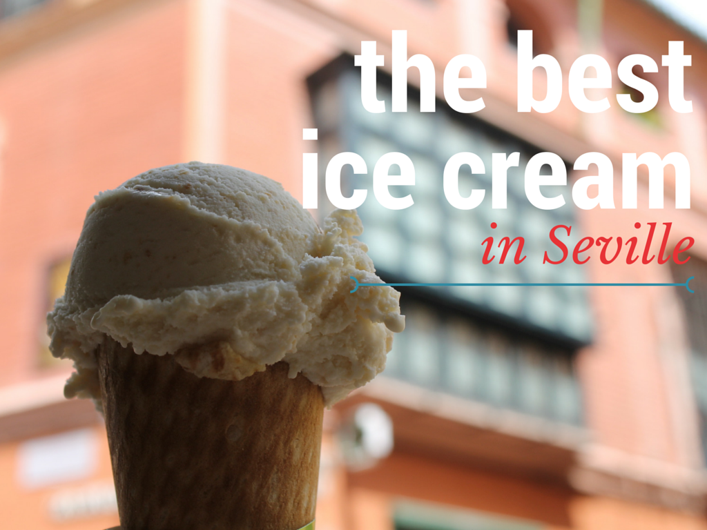 Seville ice cream