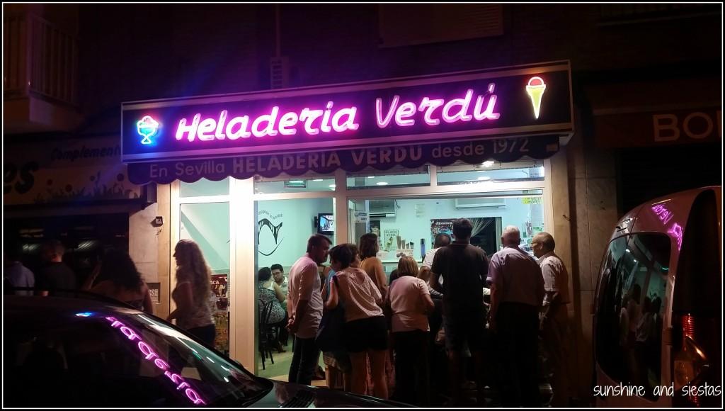 Heladeria Verdu