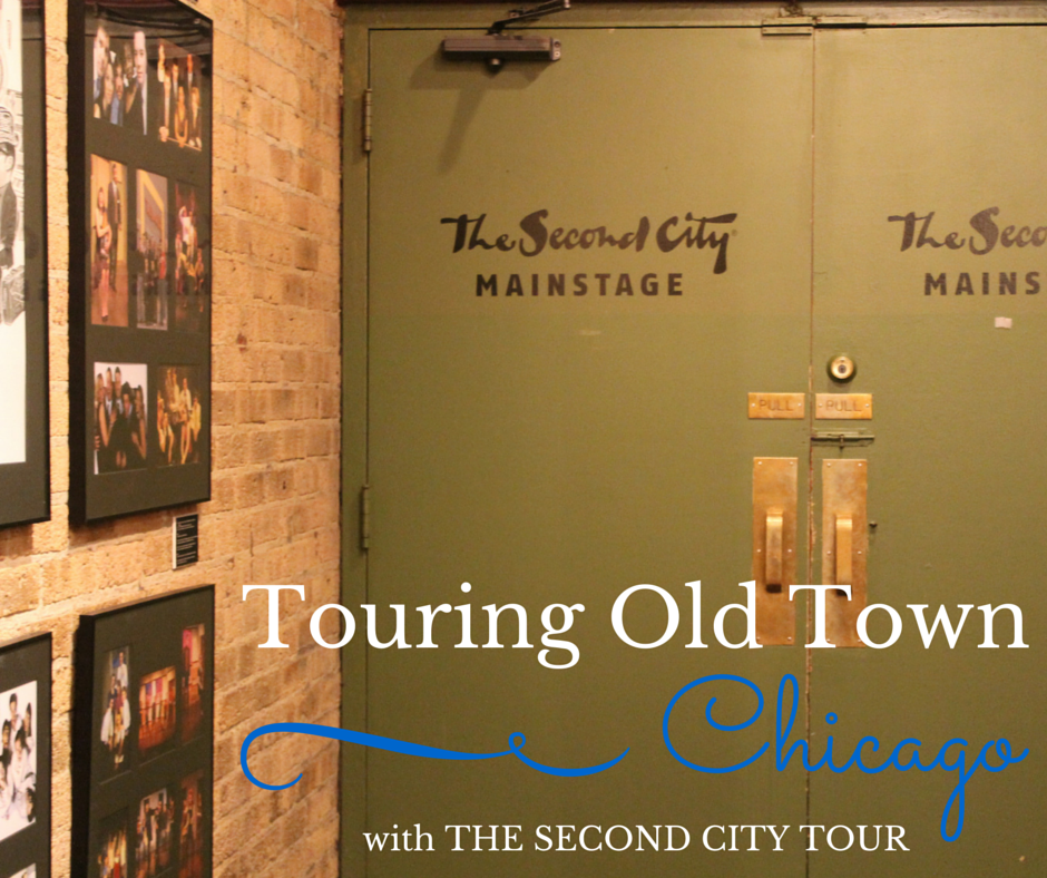 Touring Old Town