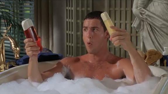 shampoo is bettter