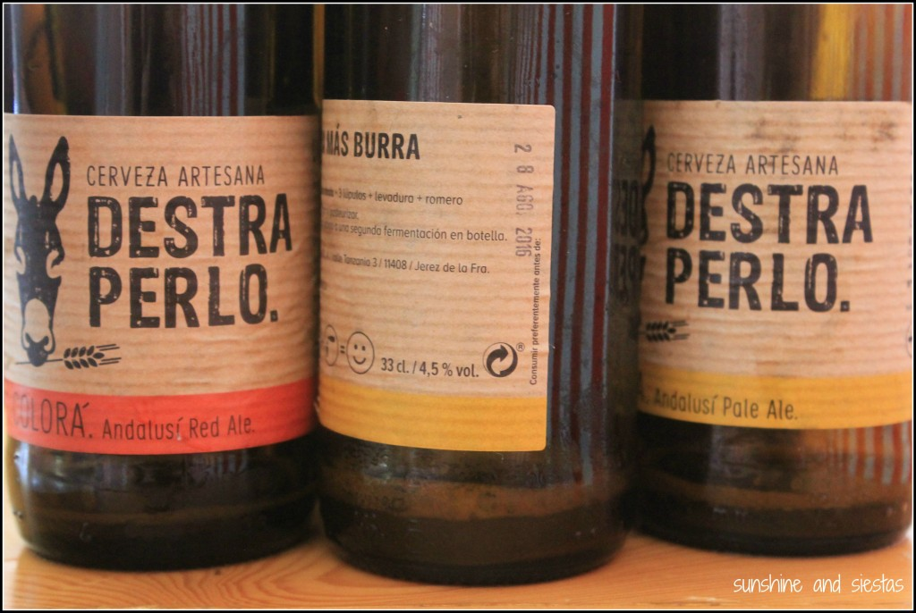 Destraperlo beer Jerez