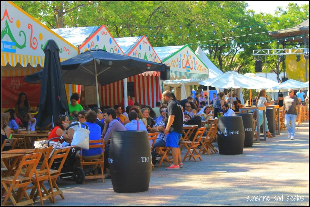 Feria de la Vendimia Jerez