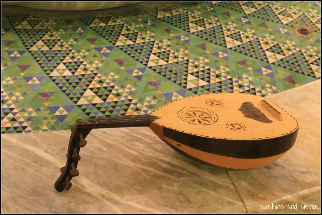 Moroccan Lute