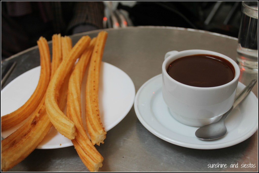 best churros in Seville