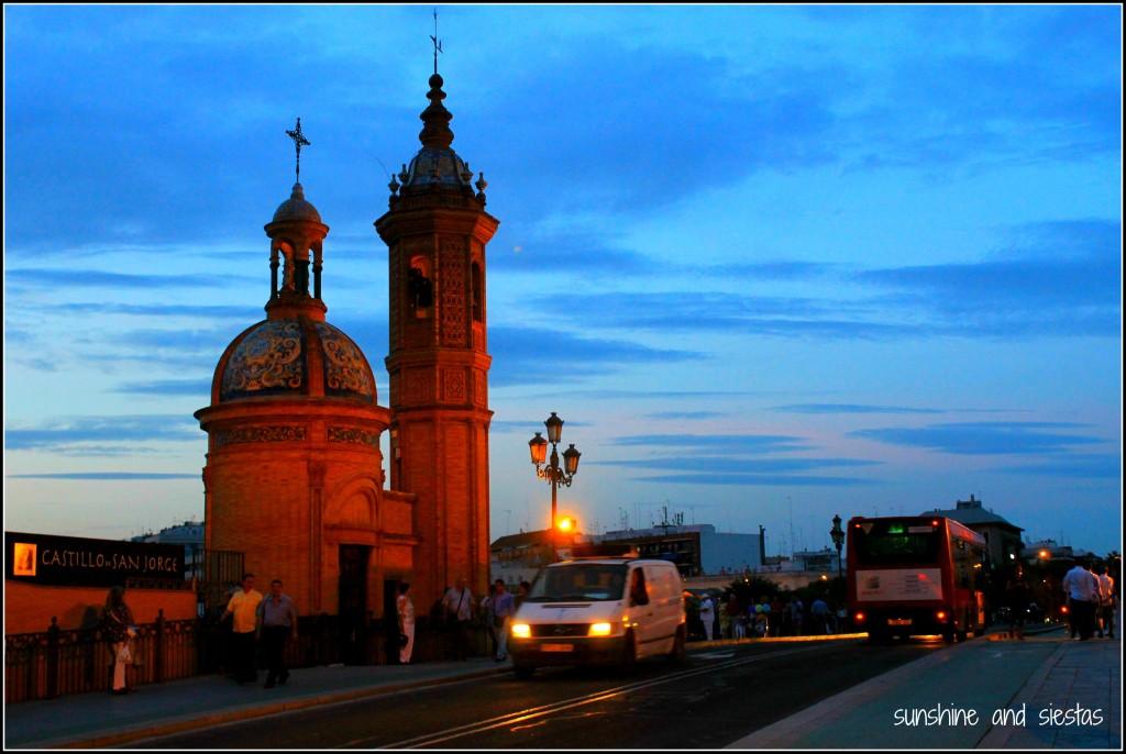 Capilla del Carmen Triana Anibal Gonzalez