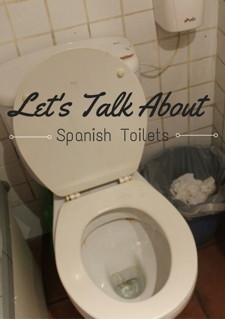 Let's Talk About Bathrooms in Spain