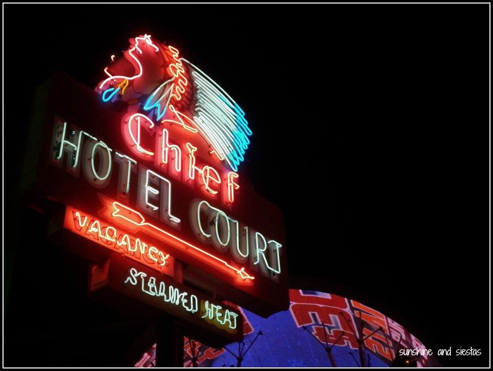 Neon Graveyard Vegas