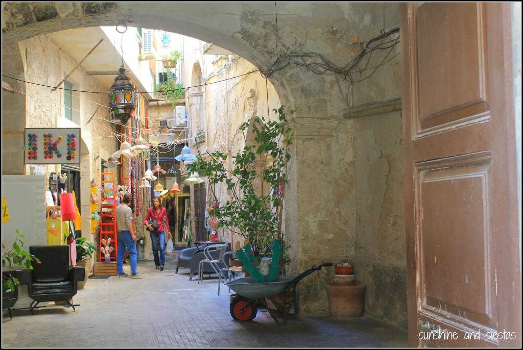 Exploring Siracusa Sicily