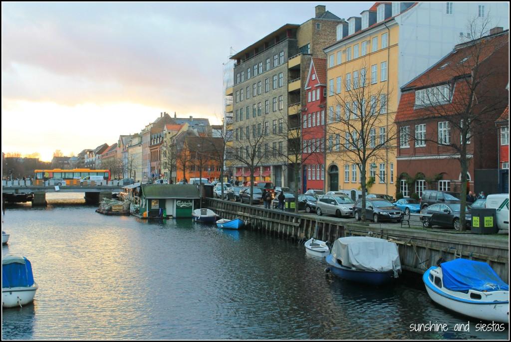 Christianshavn Copenhagen canals
