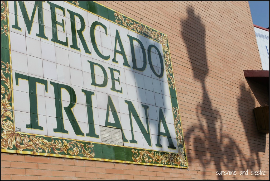 Mercado de Triana typical market