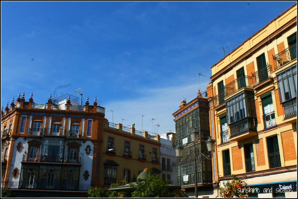 Plaza del Altozano Seville