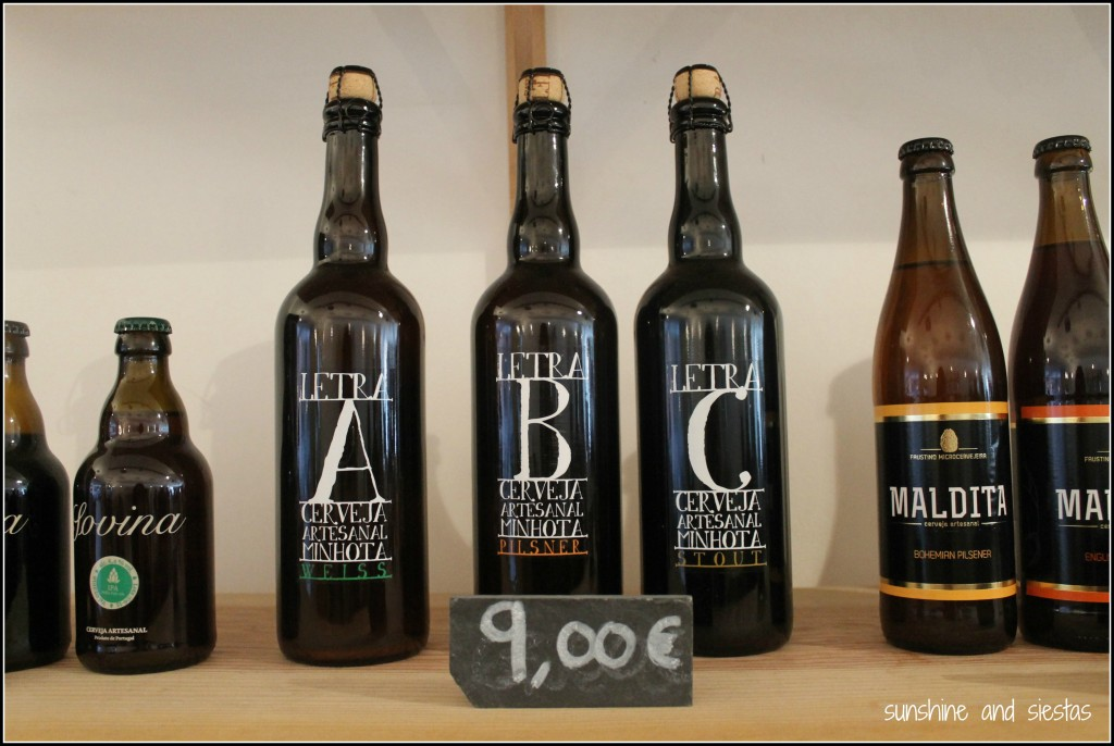 Portuguese craft beer